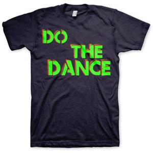 acid dye, t-shirt, acid, dye, do the dance, t shirt