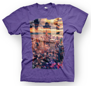 enough shirts, Nyc-Dreamin, T-Shirt, cooles Design
